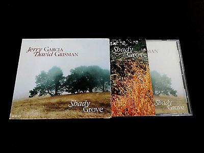Jerry Garcia Acoustic Guitars (Jerry Garcia David Grisman Shady Grove CD 1996 Acoustic Guitar JG Grateful Dead )
