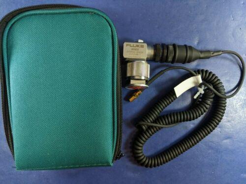 Fluke 805ES External Sensor 805/ES 805-ES 805 ES Calibrated for 805FC Vibration