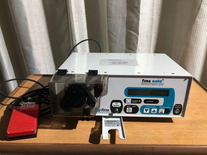 FMS Solo Advanced Irrigation Pump