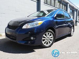 2010 Toyota Matrix Only 104000kms! Easy Approvals!