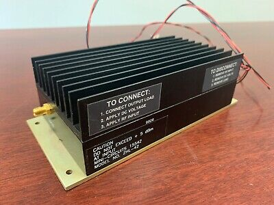 Mini-circuits Zhl-42-sma High Power Amplifier Tested Working