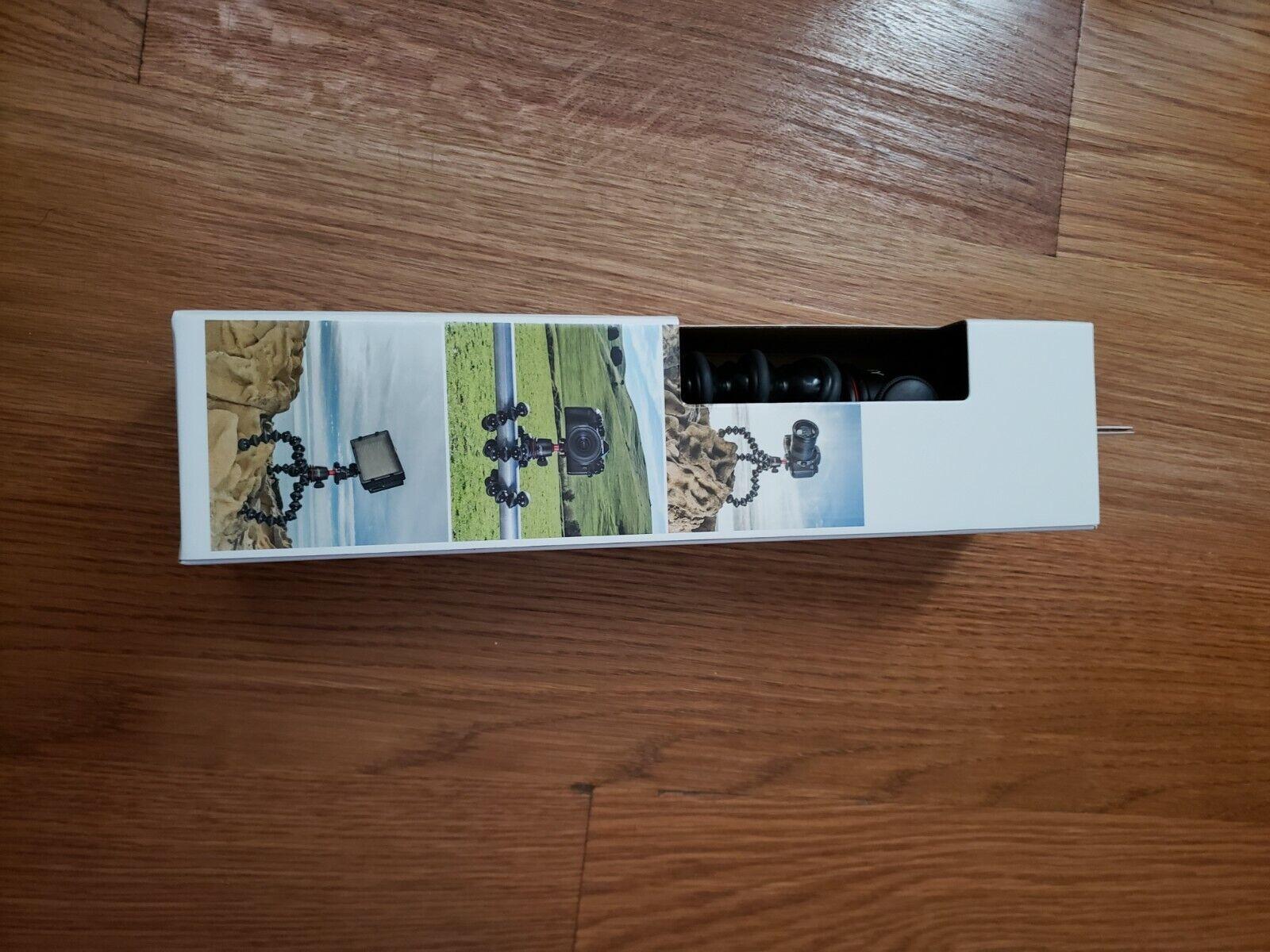 JOBY JB01507 GorillaPod Tripod 3K With Ball Head Attachment BNIB - $39.00