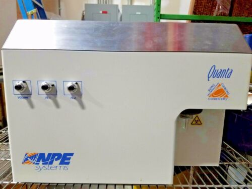 NPE Systems Quanta Flow Cytometer (SPS-302428)