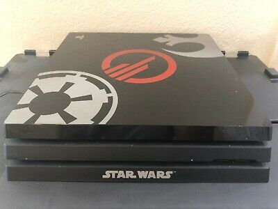 Sony PlayStation 4 Pro Star Wars: Battlefront II Limited Edition 1TB Console PS4