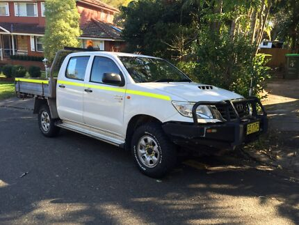 2011 Toyota Hilux Ute Avalon Pittwater Area Preview