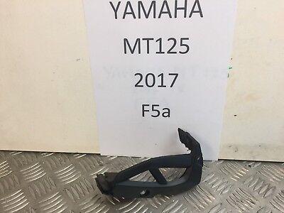 <em>YAMAHA</em> MT125 14 18 SPROCKET COVER ENGINE BREAKING SPARE