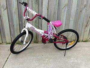 "20"" Girls Slinky Cheetah Bike Warrnambool Warrnambool City Preview"