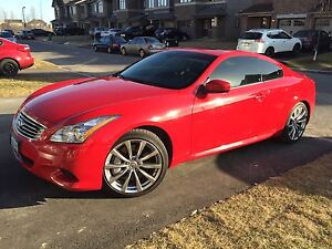 2010 Infiniti G37s coupe-ONLY 34km --MINT CONDITION LIKE NEW