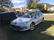 Peugeot 407 Turbo Diesel Wagon 5 doors Churchlands Stirling Area Preview