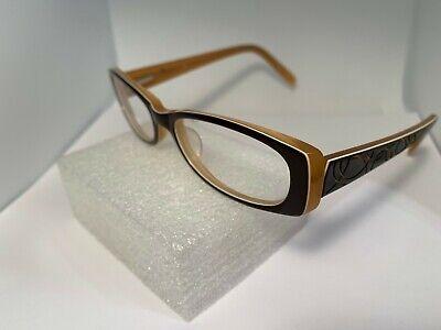 COSMOPOLITAN Eyeglasses Frames 52-17-135 Luxurious Chocolate (Cosmopolitan Frames)
