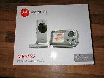 Motorola MBP482 Video Baby Monitor