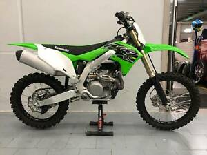 MY19 KAWASAKI KX450 Castle Hill The Hills District Preview