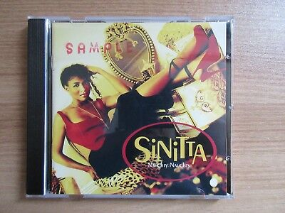 Sinitta ‎– Naughty Naughty Rare Korea Orig CD 1995 NM