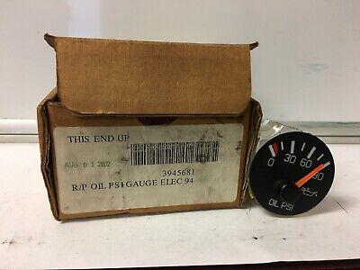 Volvo Oil Pressure Gauge 3945681