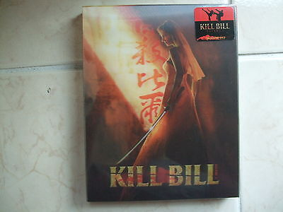 Kill Bill: Vol. 2 (2017, Blu-ray) Steelbook Lenticular Limited Edition NOVA #12