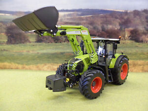 WIKING CLAAS 650 ARION TRACTOR & LOADER 1/32 7325 *BOXED & NEW* NEW RELEASE