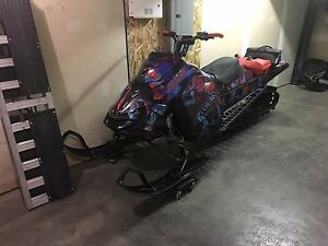 2016 skidoo summit t3 154 800 etec