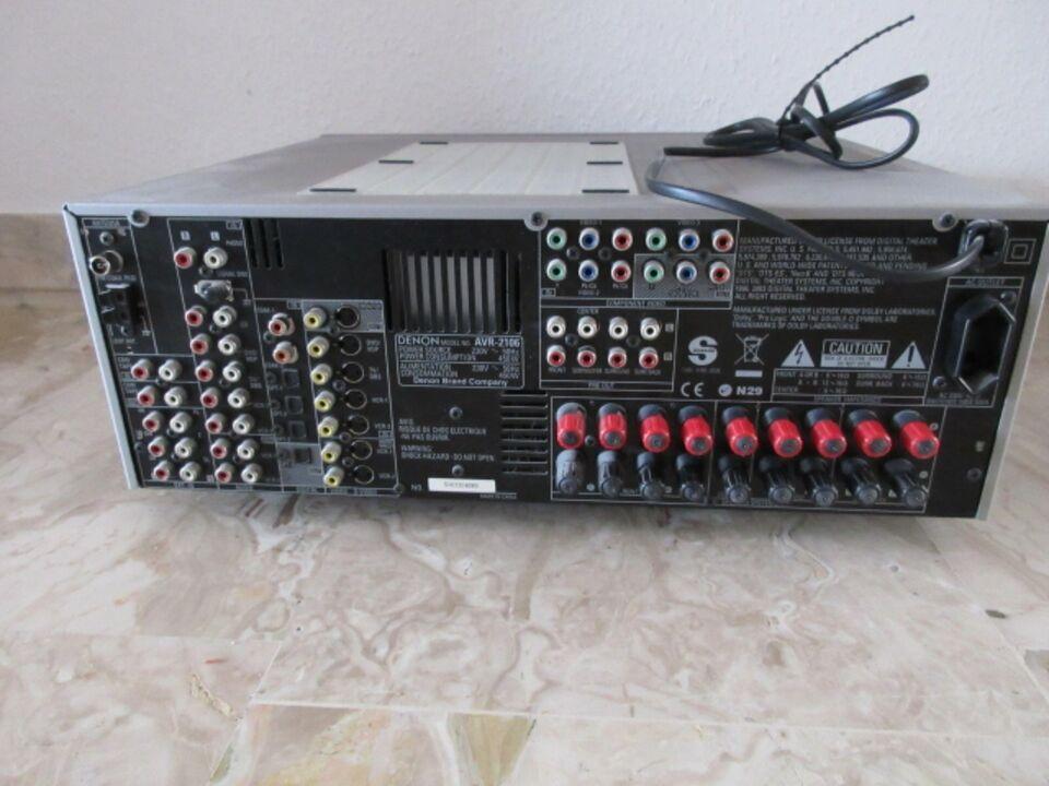 Denon AVR 2106 AV Receiver in Leverkusen