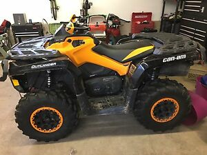 2015 can am XTP