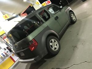 2004 Honda Element 2.4L V4 - no rust