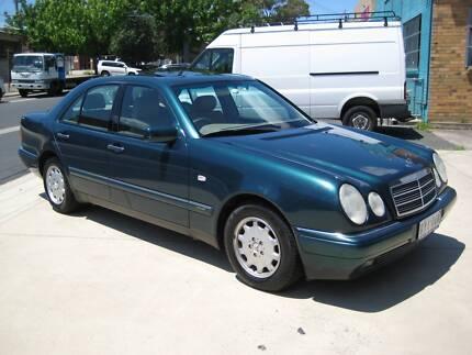 1998 Mercedes-Benz E240 ELEGANCE REG 6/18 MECH GOOD AS IS $3288