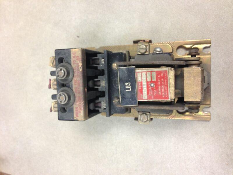 IMP-00-30 Arrow Hart & Hegeman Contactor 3 Pole 240V Coil