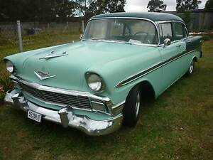 1957 Chevrolet Sports Coupe & 1956 Sedan swap for Heritage Plates Penrith Penrith Area Preview