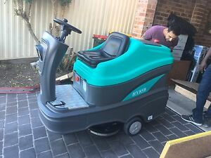 RIDE ON FLOOR SCRUBBER MACHINE Wiley Park Canterbury Area Preview