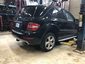 2009 MERCEDES ML320 BLUETEC PARTS ONLY