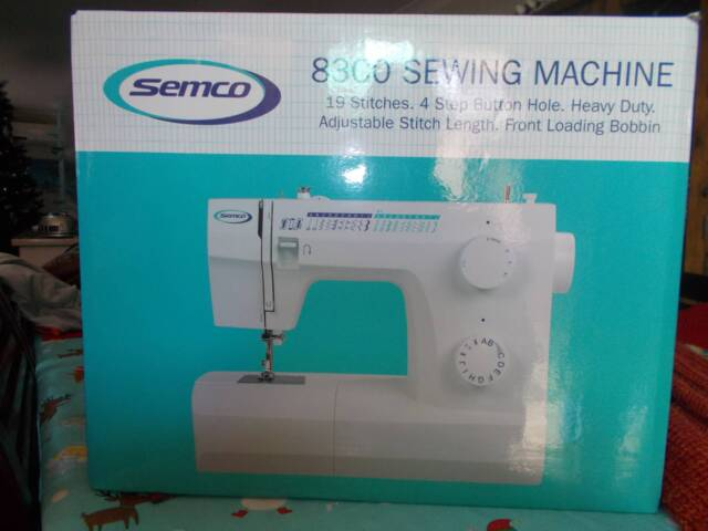 Sewing Machine SEMCO NEW NEVER USED Sewing Machines Gumtree Magnificent Semco Sewing Machine