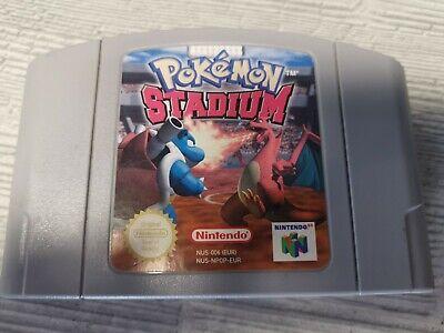 Pokemon Stadium N64 Nintendo 64 Cartridge Only PAL