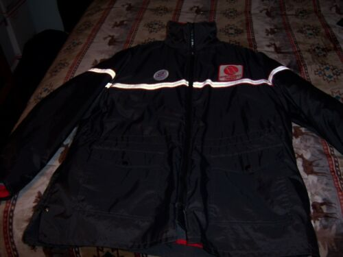 NORTHWEST ORIENT AIRLINES WINTER JACKET LARGE