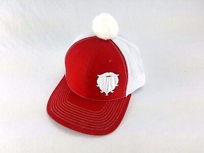 Christmas Santa Beard Hat Adult funny Holiday trucker hat Ugly MAD Xmas hat Cap - Funny Christmas Hats Adults