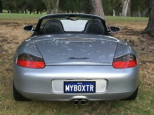 1999 Porsche Boxster Coupe with Hardtop City Beach Cambridge Area Preview