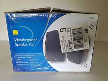 DSE WEATHER PROOF OUTDOOR SPEAKER PAIR Chadstone Monash Area Preview