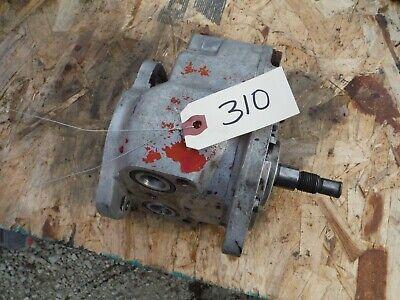 Ih Farmall 400 450 Tractor Hydraulic Pump 310
