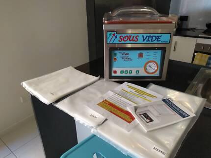 Commercial Quality vacuum sealer - Sous Vide 260-O