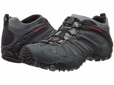 Merrell Chameleon Prime Stretch Granite Hiking Shoe Mens Sizes 7 15 New