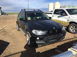 BMW X5 35d with delete and tune