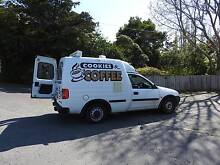 1998 Holden Combo Van/Minivan Kingborough Area Preview