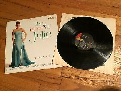 The Best of Julie London Record with Original Inner (The Best Of Julie London)