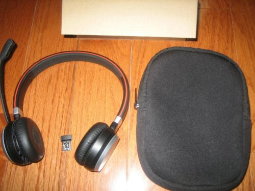 Jabra Evolve 65 Wireless Bluetooth Headset