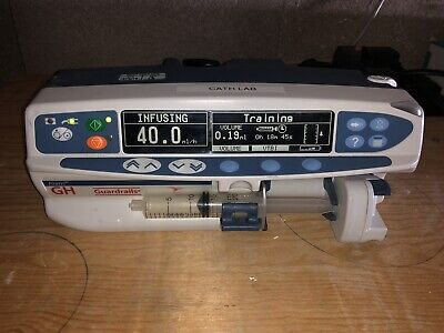 Alaris Gh Medical Syringe Infusion Iv Pump Driver Uk