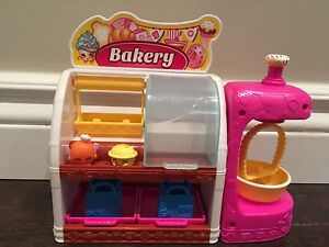 SHOPKINS BAKERY STAND