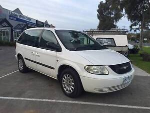 2002 Chrysler Voyager Wagon Lilydale Yarra Ranges Preview