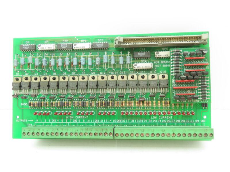Cincinnati PCB 828630 REV A Circuit Board Assy 828631