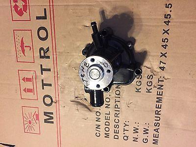 129002-42004 Water Pump 3tne84 Fits John Deere Tractors 675 955 2355 3215