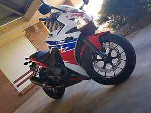 2014 Honda cbr500r mint condition low kms Lams! Paralowie Salisbury Area Preview