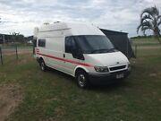 Ford transit campervan Bowen Whitsundays Area Preview
