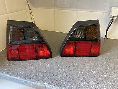 Volkswagen Golf Mk2 Gti 16v Tailights